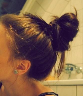 Dutt - (Haare, Dutt)