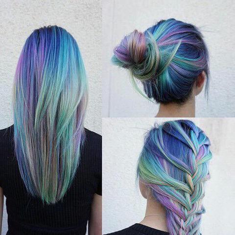 Wie Kriegt Man Diese Geilen Haare Hin Frisur Haarfarbe