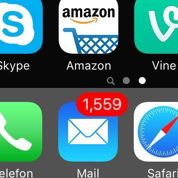 Wie kriege ich diese Meldungen weg? - (Handy, Technik, iPhone)