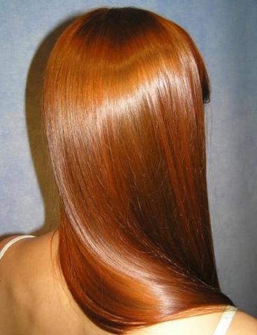 Wie kriegt man nur SO weiche Haare.....?!