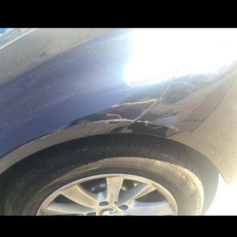 Kotflügel+Seitenflügen - (Unfall, Klasse, BMW)