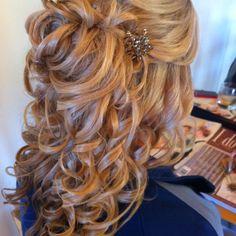Frisuren Einfache Frisur Abiball