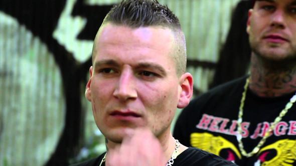 Seine Haare  - (Haare, Friseur)