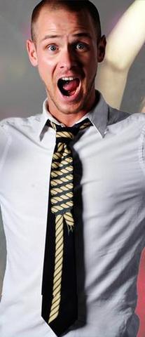 Krawattenfragen treiben Leute in den Wahnsinn - (Beruf, Mode, Krawatte)