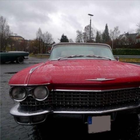 Bild 3 - (Auto, Oldtimer, Cadillac)