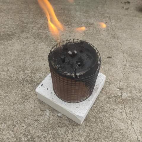 Wie lange brennt die Kerze?