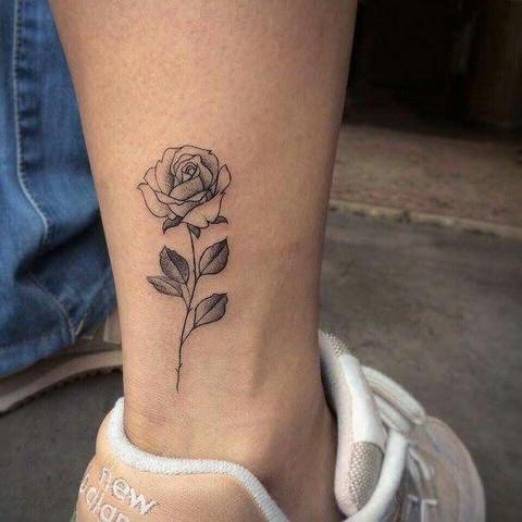 Wie Lange Dauert Dieses Tattoo Ungefahr Rosen