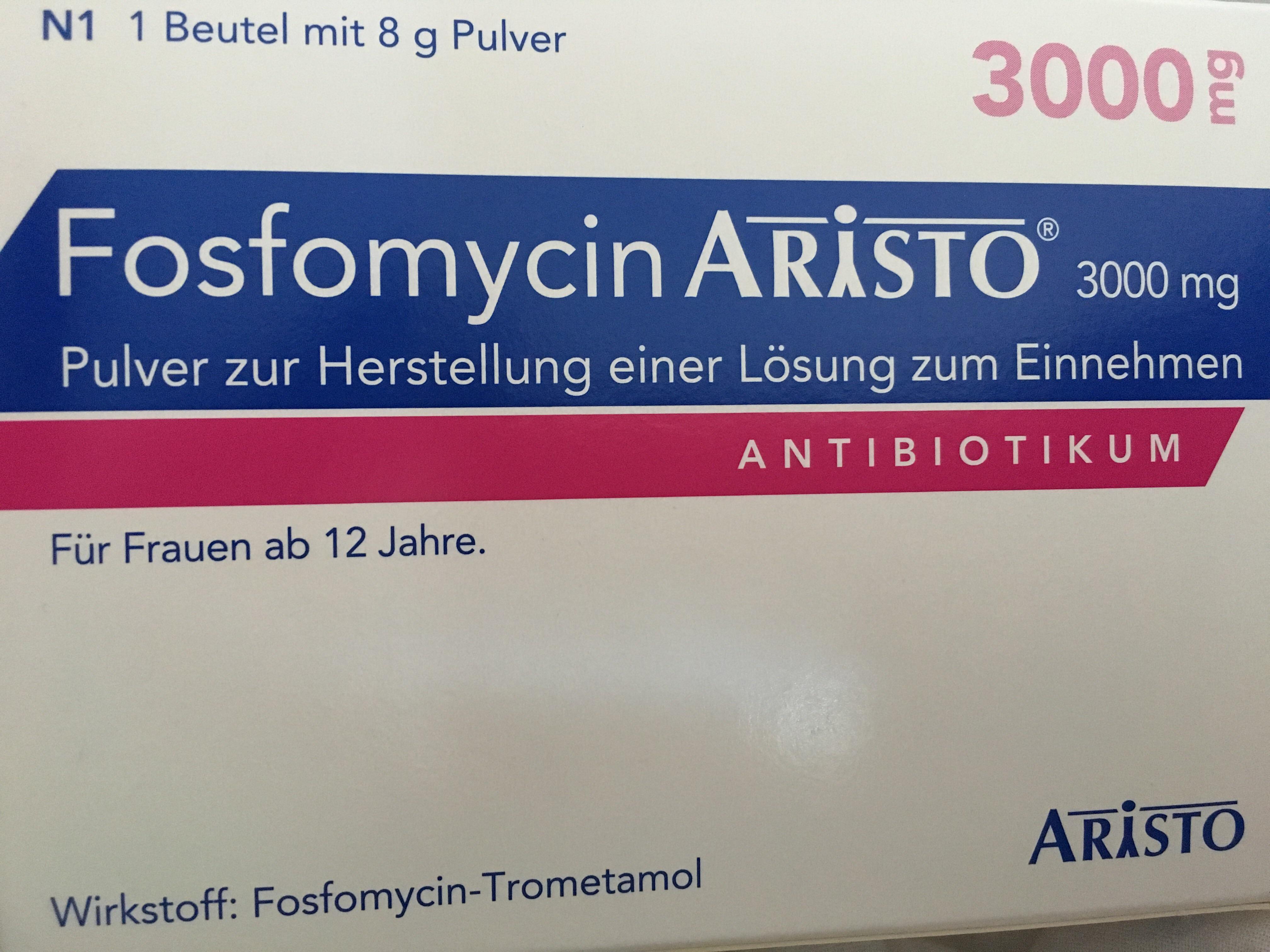 Wie lange dauert es bis das Antibiotikum anschlägt