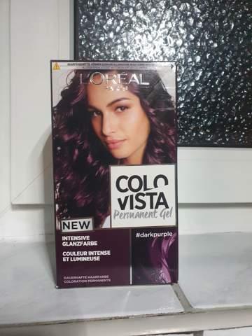 Wie lange hält Colo Vista Permanent Gel?