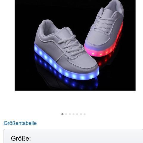 Hier ein Bild von den Schuhen die ich meine  - (Schuhe, Akku, LED)