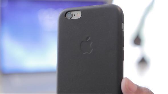 Die Hülle von Apple - (iPhone, Apple, Leder)