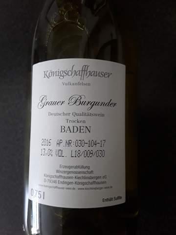 Wie lange ist dieser Wein Haltbar?