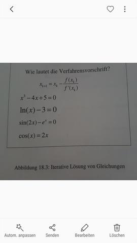 - (Mathe, Mathematik, newton-verfahren)