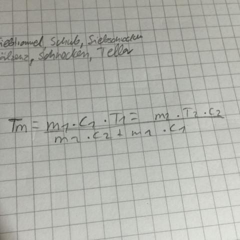 Hier die Formel  - (Mathe, Formel)