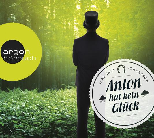 Anton hat kein Glück - Cover - (Computer, Buch, Referat)