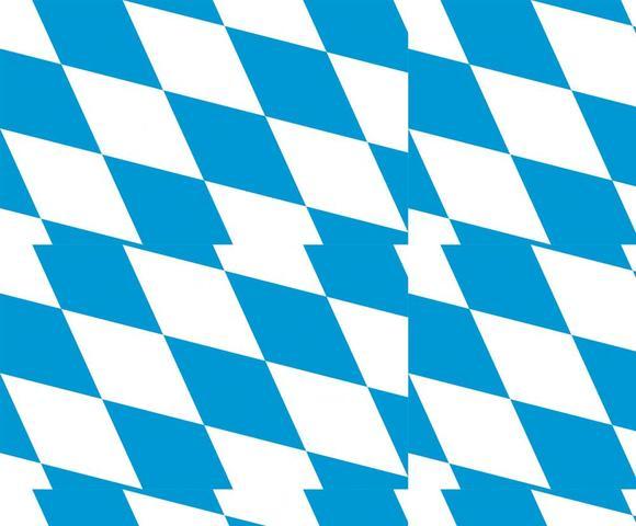 so sollte es NICHT aussehen - (Grafik, Bayern, Muster)