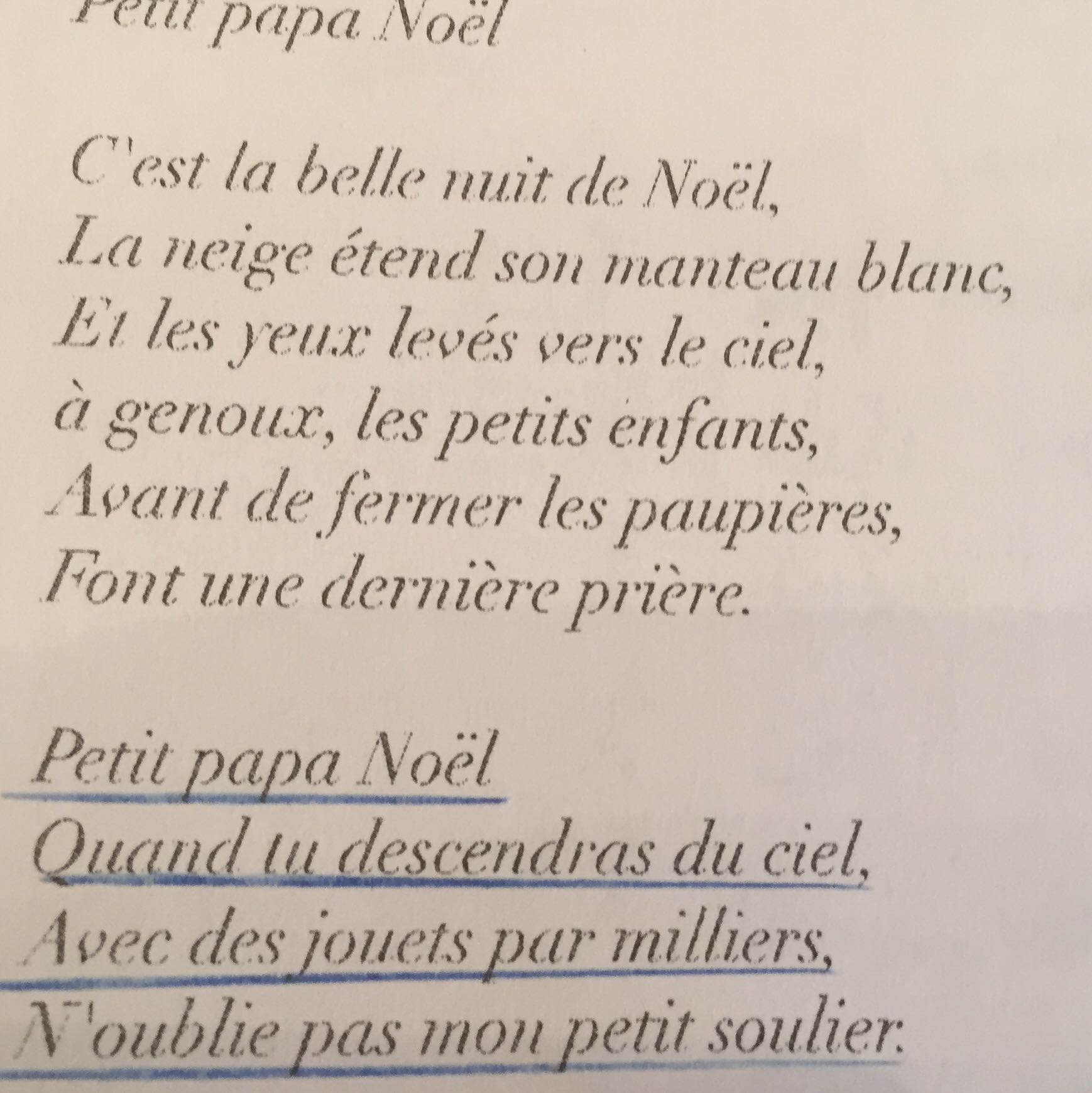 Wie lerne ich in französisch ein Gedicht am schnellsten