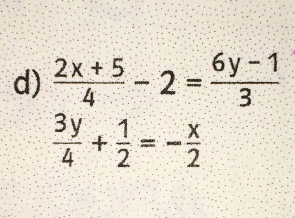 Hier die Aufgabe. - (Mathe, Gleichungen, lineare funktionen)
