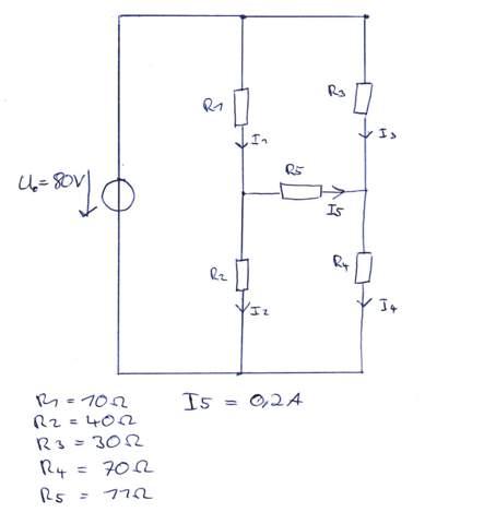 Wie löse ich diesen Gleichstormkreis?