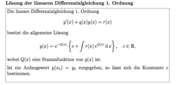 Formel - (Schule, Mathematik, lernen)