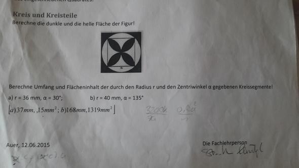 Kreis - (Mathe, Mathematik)