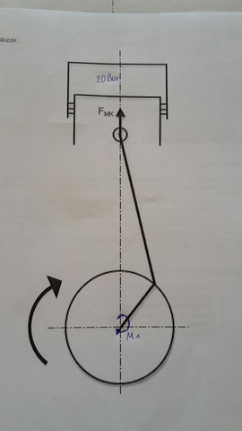 Aufgabe - (Schule, Motor, Maschinentechnik)