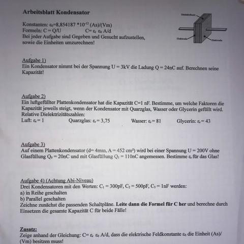Wie löst man diese Physikaufgaben? (s.Bild)? (Schule, Mathe, Physik)