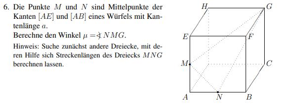 Wie löst man diese zwei Aufgaben (Mathe, Trigonometrie)?