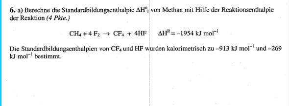 Aufgabe - (Chemie, Universität)