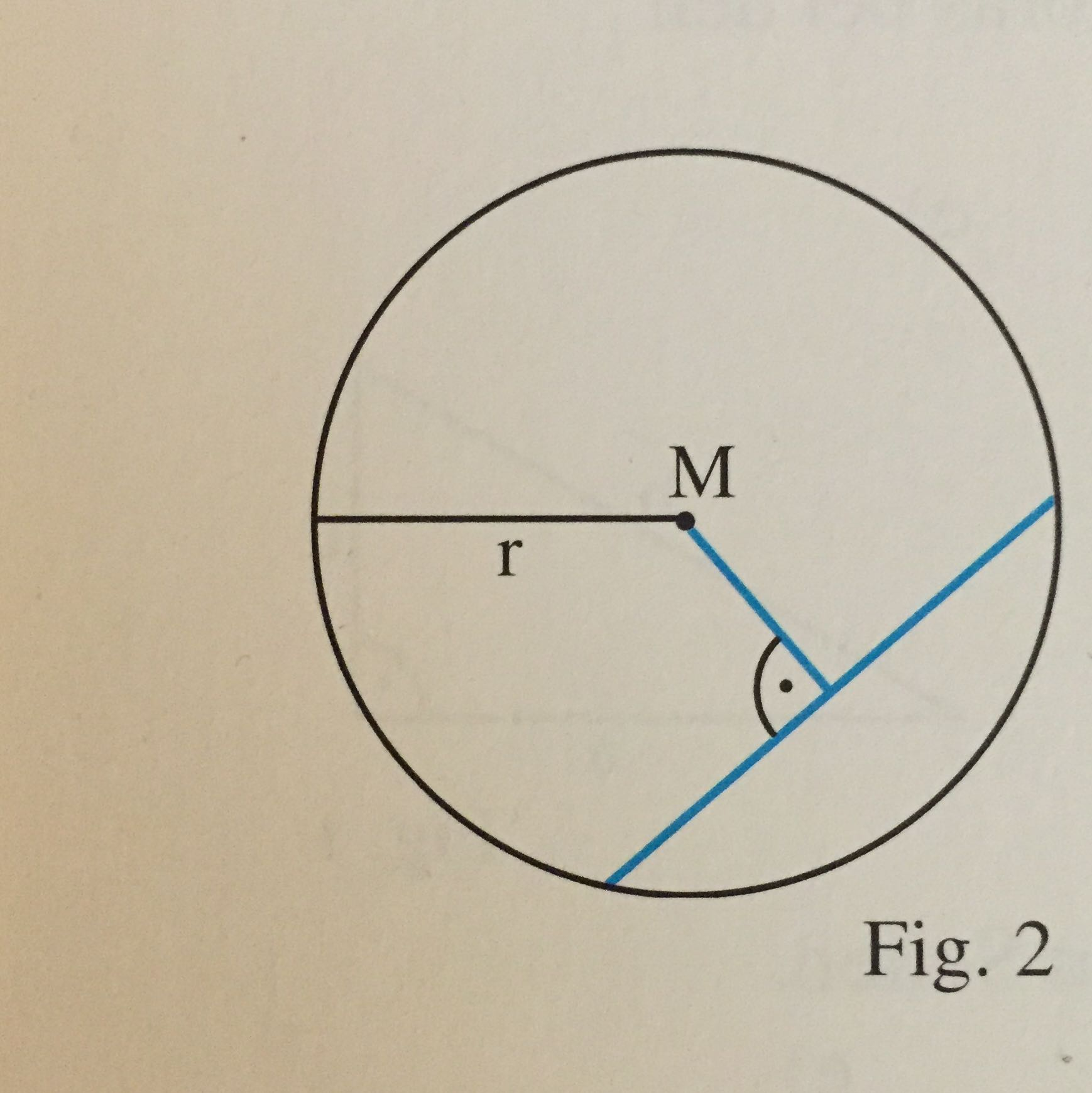 wie l st man so was ein kreis mit dem radius r hat eine. Black Bedroom Furniture Sets. Home Design Ideas