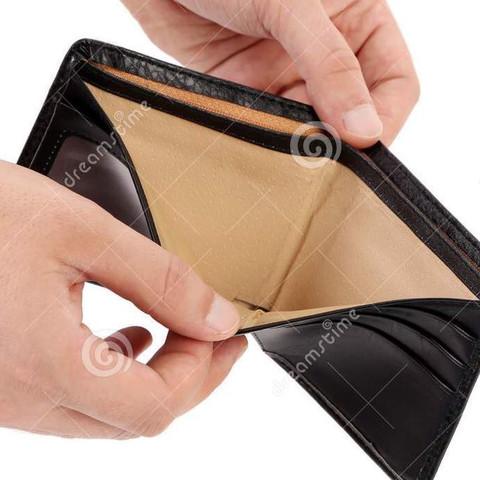 Minus - - (Schule, Geld, Money)