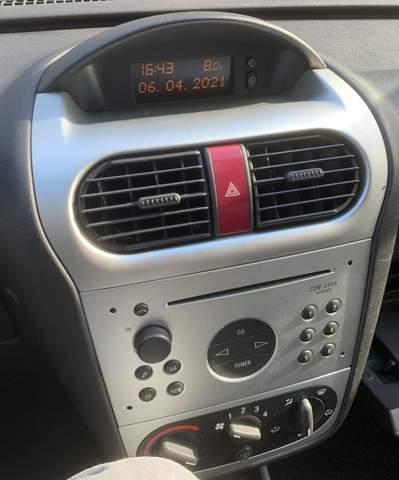 Wie mache ich das Radio an?