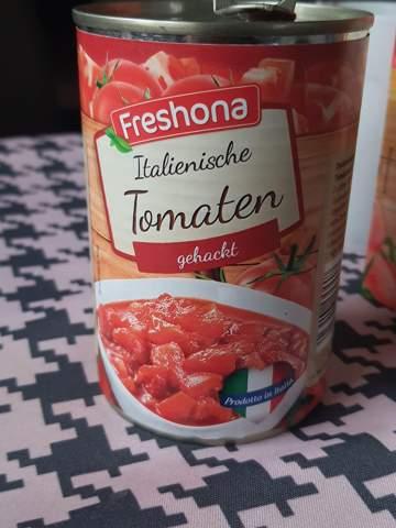 Wie mache ich damit Tomatensoße?