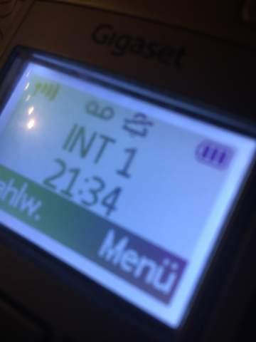Wie mache ich das Festnetz Telefon wieder auf laut?