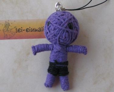 Wie Mache Ich Eine Voodoo Puppe Aus Wolle So Wie Auf Dem Bild