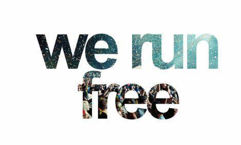 we run free - (Bilder, Schriftart, Gimp)