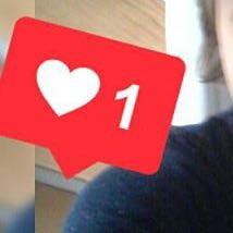 Dieses Herz mit der 1 - (Herz, Instagram in)