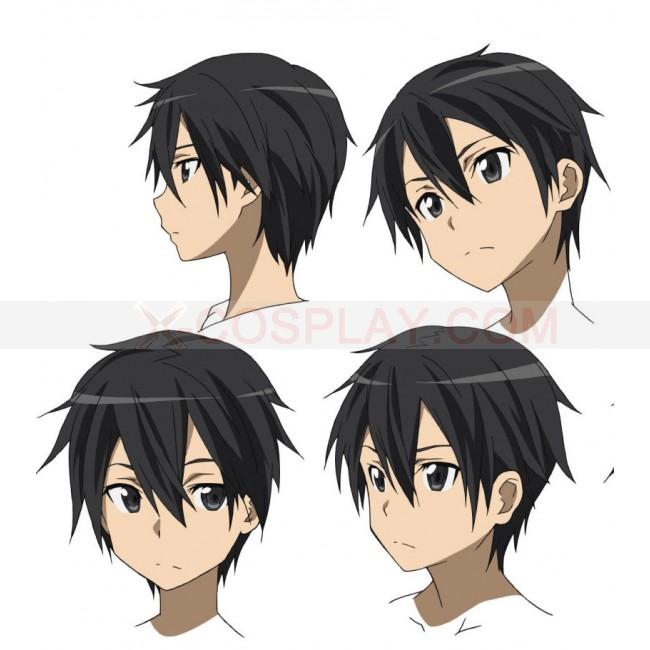 anime haare stylen