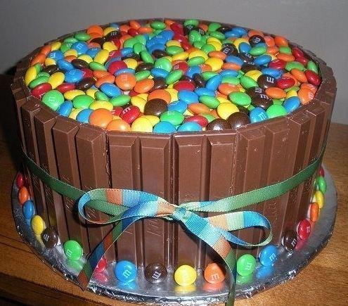 Wie Macht Man Diese Torte Siehe Bild Geburtstag Rezept Kuchen