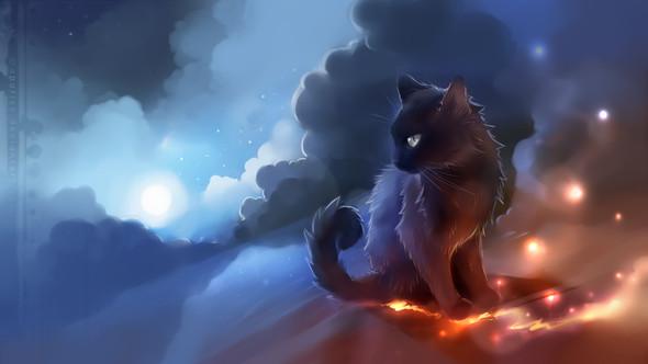 Ein Beispiel bild was ich meine mit Grafikbildern - (Warrior Cats, WaCa)