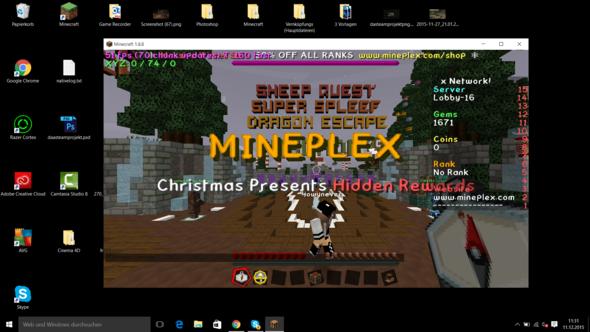 Mineplex Text  - (Minecraft, Server, Plugin)