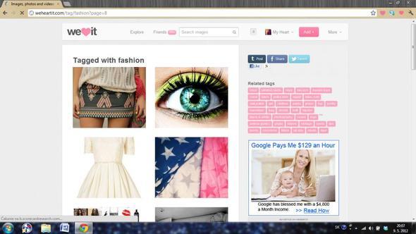 Webside  - (Foto, weheartit.com)