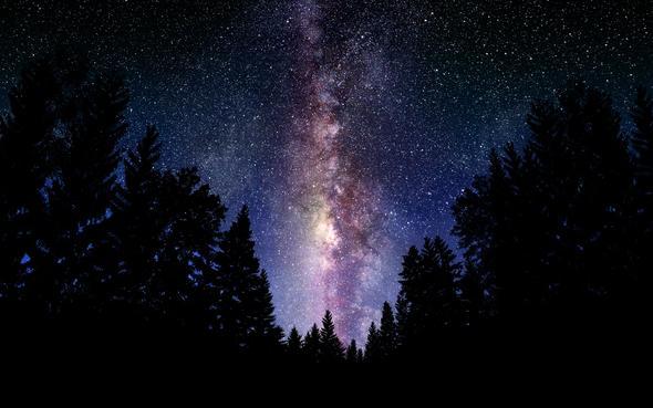 Wie macht man gute Nachtaufnahmen/Sternenbilder?