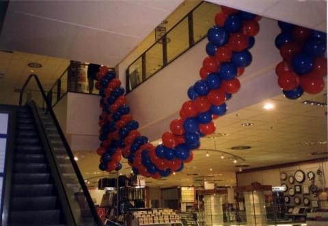 - (Dekoration, luftballon)