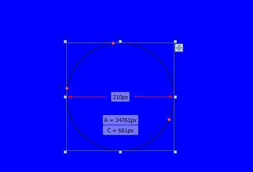 Dreipunktekreis TB-Annotationeditor - (Mathe, zeichnen, malen)