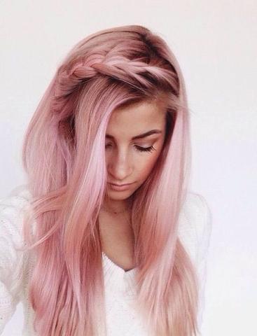 Wie Mischt Man Sich Diese Haarfarbe Mit Directions Haare Farbe