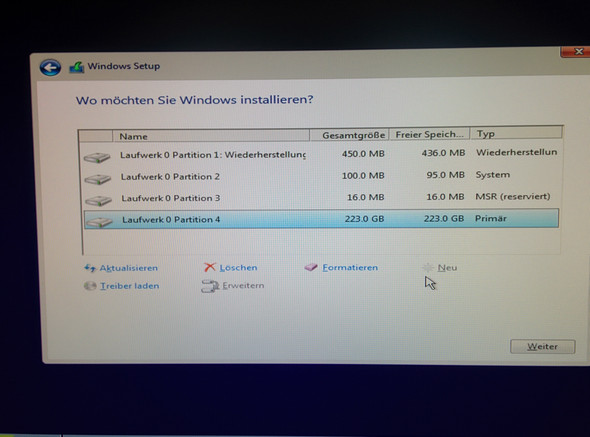 Szenario_2 - (Windows, Linux, Boot)