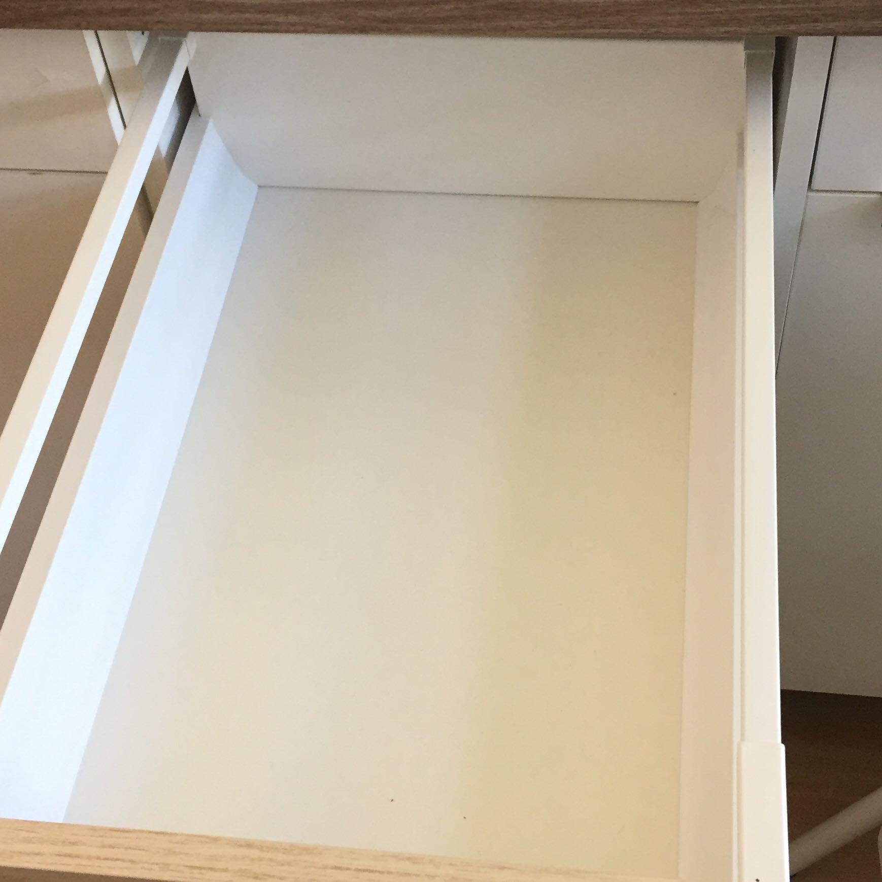 Wie Montiere Ich Von Ikea Eine Kleine Schublade In Einer Grosseren