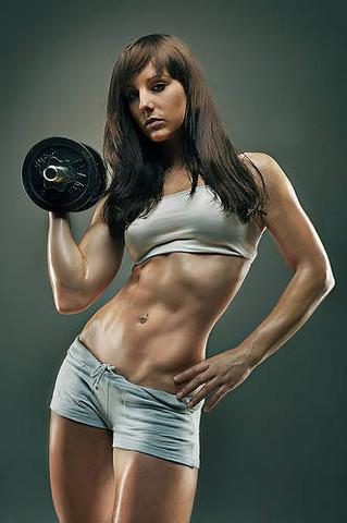 Die Arme sind etwas weniger muskulös .Aber der Bauch ist nicht so dünn. - (Beziehung, Mädchen, Frauen)