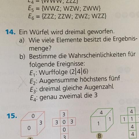 Ne 14) b) - (Schule, deutsch, Mathe)